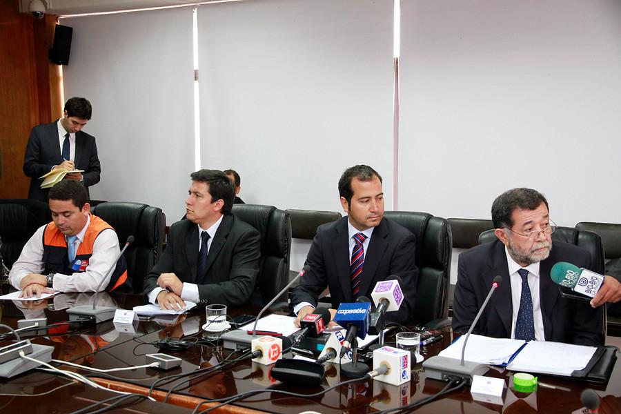 Subsecretario del interior reitera env o de recursos para for Subsecretario del interior