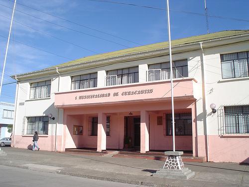 Municipalidad de Curacautín