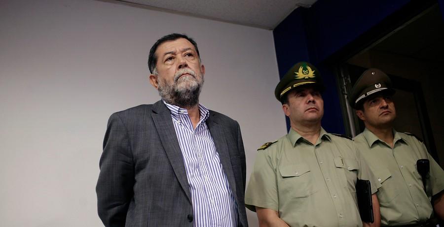 Subsecretario del interior niega uso de ley antiterrorista for Subsecretario del interior