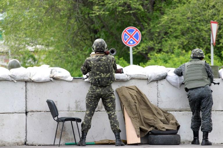 SERGEY BOBOK / AFP