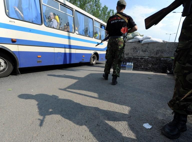VIKTOR DRACHEV / AFP