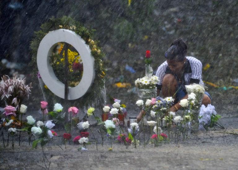 LUIS ACOSTA / AFP