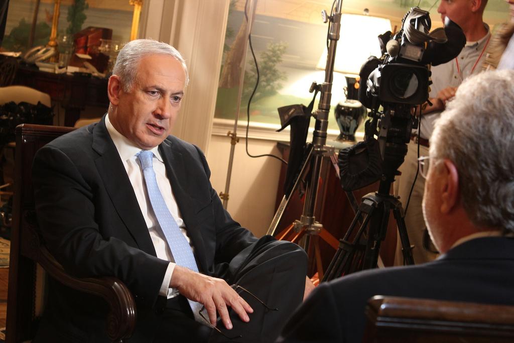 Primer ministro de Israel, Benjamin Netanyahu   IsraelinUSA (cc)   Flickr