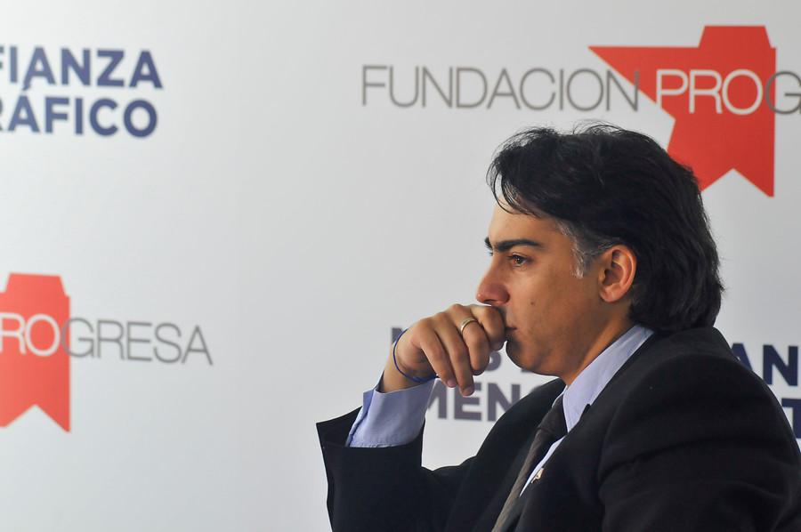 Marco Enríquez-Ominami | Pablo Vera/Agencia UNO