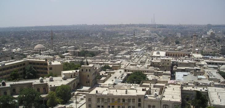Siria | Wikimedia (cc)