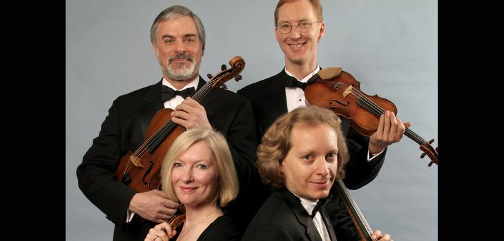 American String Quartet, Fundación Beethoven (c)
