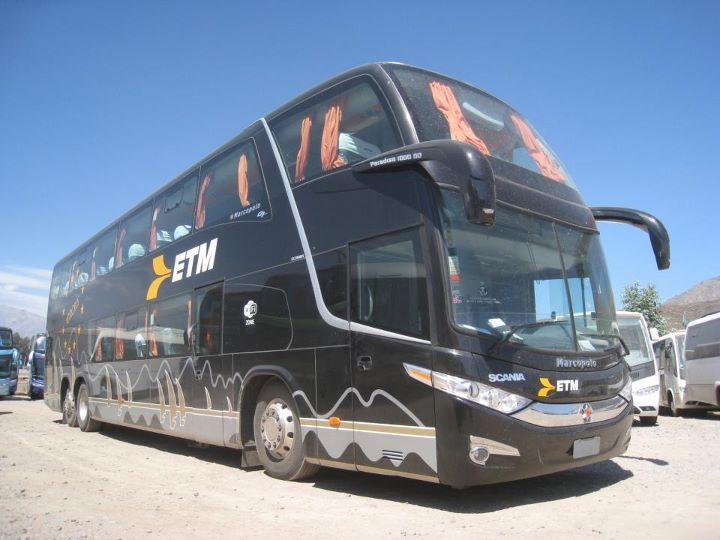 Buses ETM | Facebook