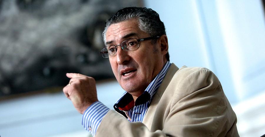 Jorge Pizarro | Maribel Fornerod/Agencia UNO