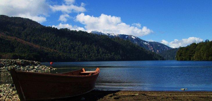 Contexto | Lago Pirihueico | Cristián Carrere (CC)