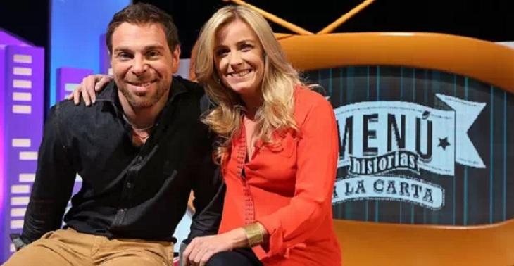Neme y Claudia Conserva | TVN