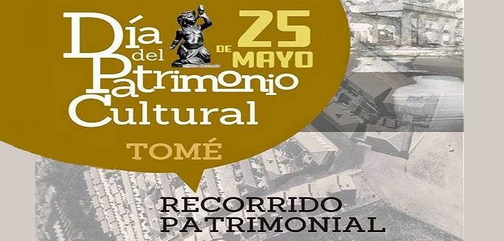 Recorrido Patrimonial- Tomé al día