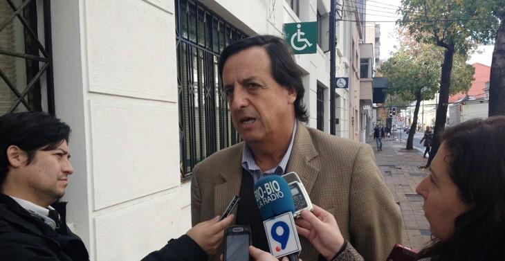 Senador Víctor Pérez | Archivo