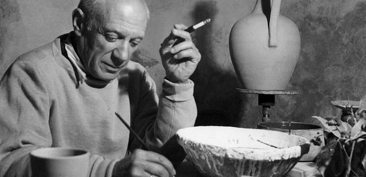 Pablo Picasso | AFP