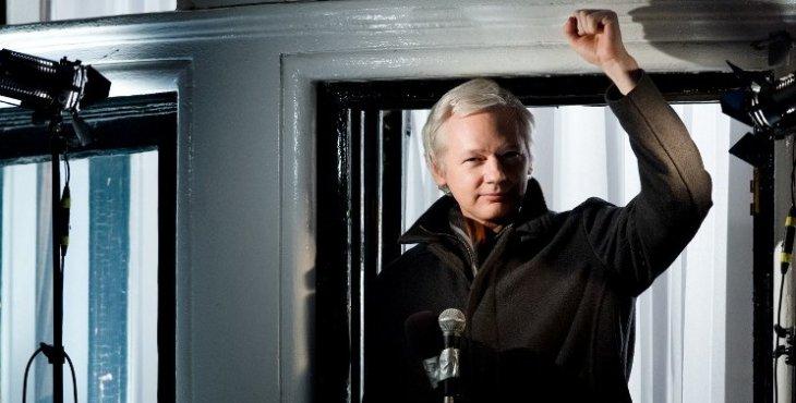 Julian Assange   Agencia AFP