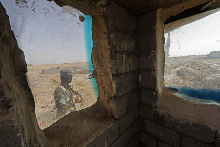 KARIM SAHIB / AFP
