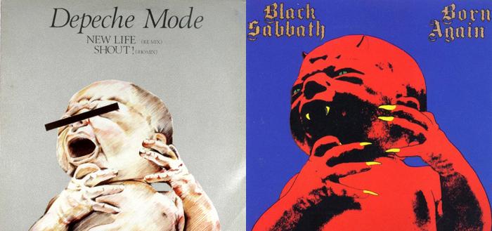 plagio o coincidencia las 6 portadas de discos que m s se parecen entre s. Black Bedroom Furniture Sets. Home Design Ideas