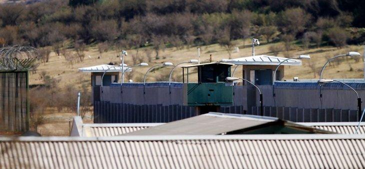 Vista del penal Punta Peuco   Agencia UNO