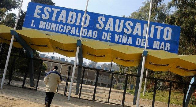 Estadio Sausalito | Agencia UNO