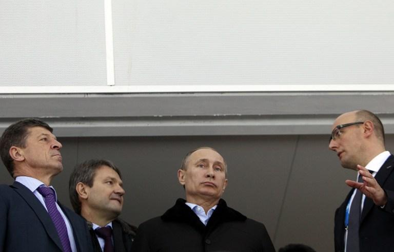 ARCHIVO | Anatoly Maltsev | POOL | AFP