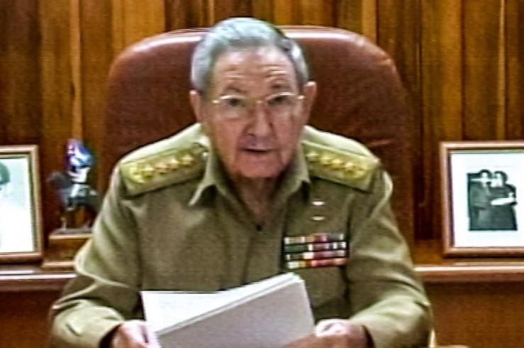Cuban TV   AFP