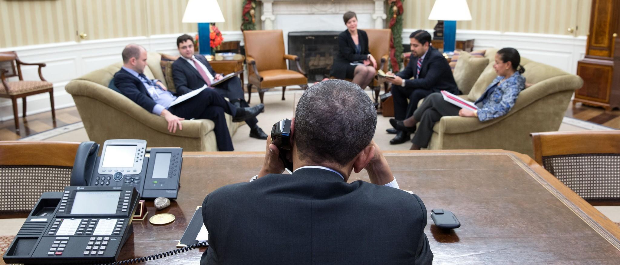 Pete Souza | Official White House (cc)