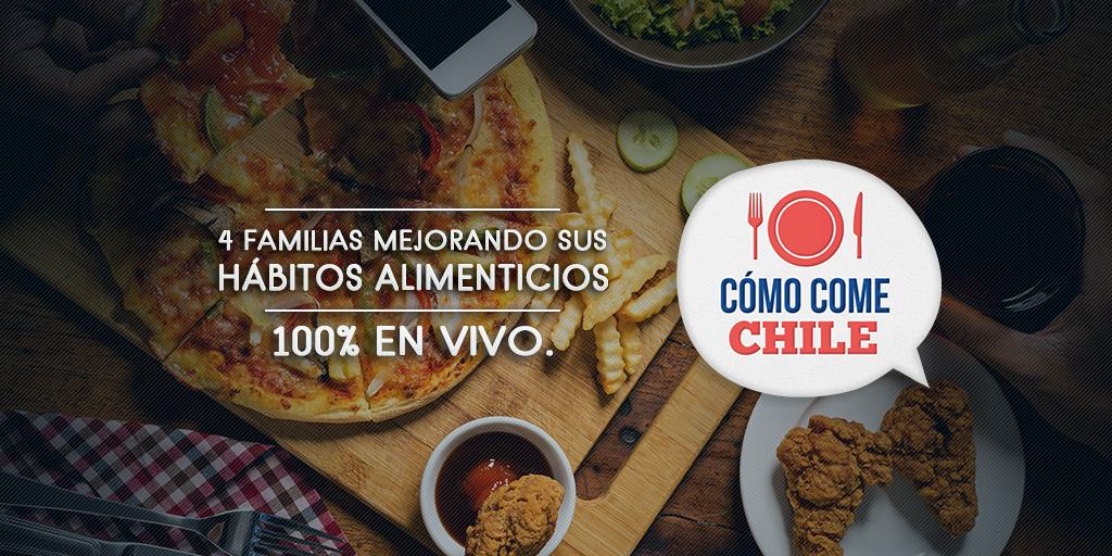 Cómo come Chile