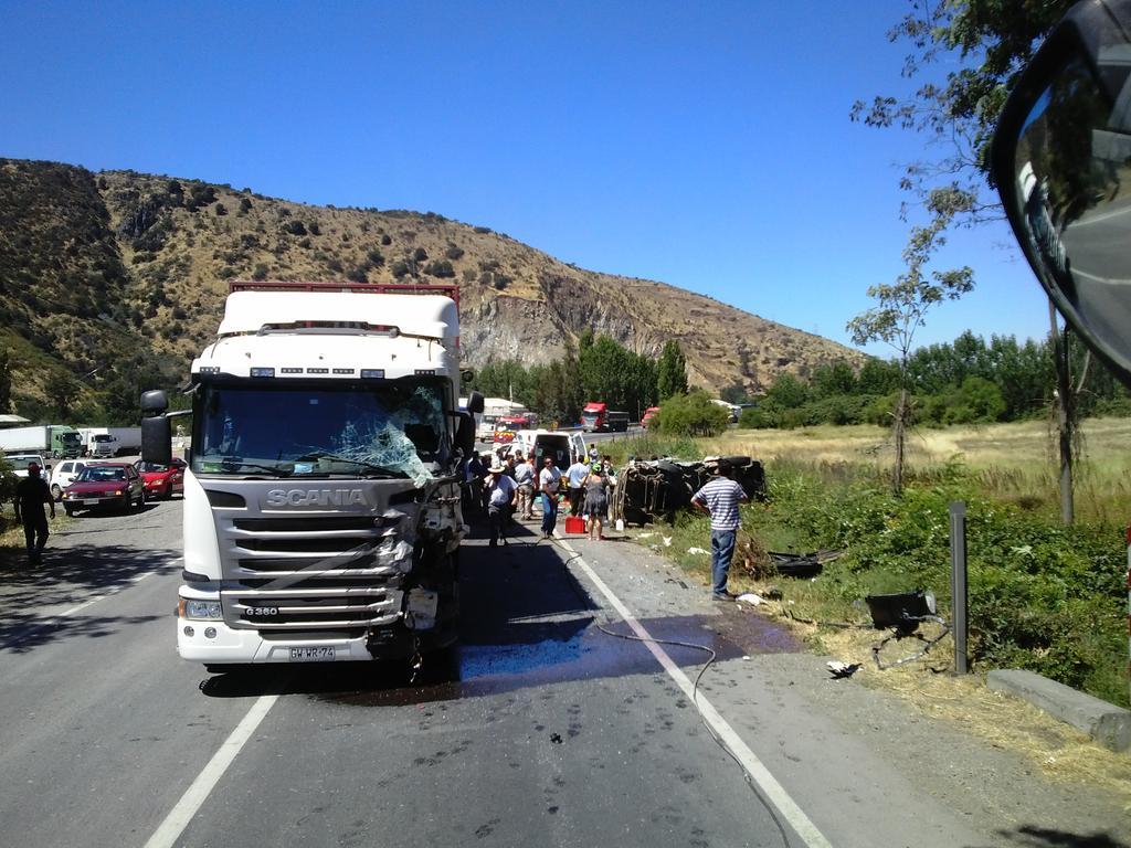 Emergencia VI Región | @Bombero266