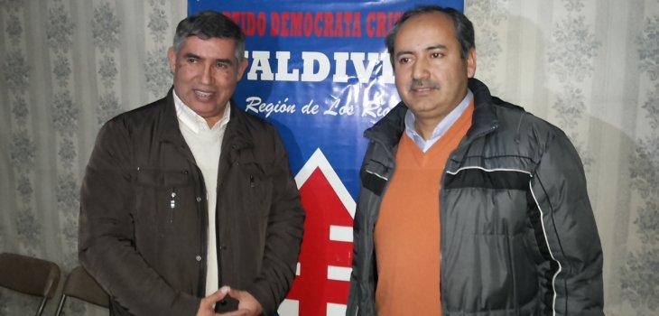ARCHIVO | Gonzalo Espinoza y Robinson Fernández | Cristián Cerna (RBB)