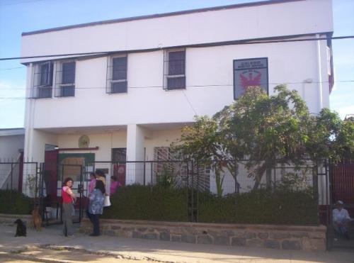 Escuela Ministro Zenteno