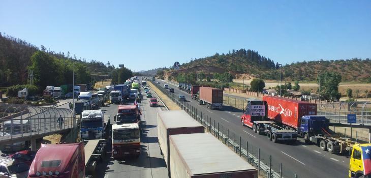 ARCHIVO | Ruta 68 | Francisco Ovalle (RBB)