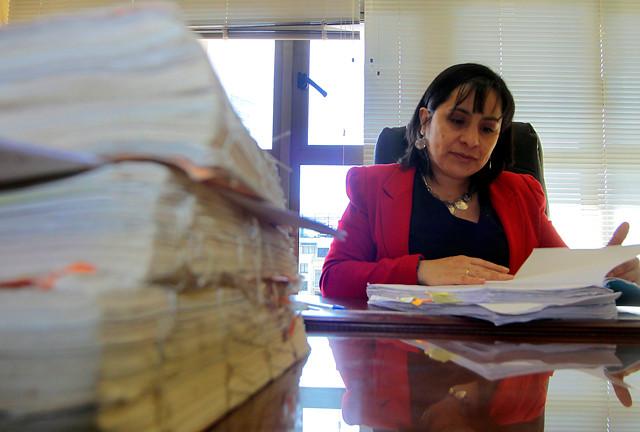 Carola Rivas | Agencia UNO