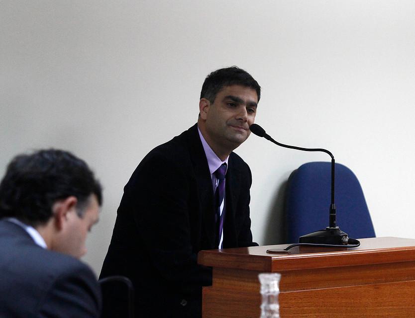 Carlos Eugenio Lavin Subercaseaux | Francisco Castillo | Agencia UNO