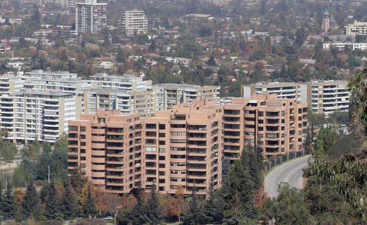 Departamentos Santiago
