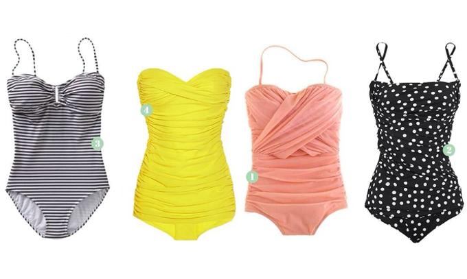 24e45c7a1ed Cómo elegir el mejor traje de baño para cada tipo de cuerpo
