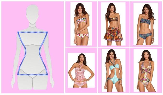 9135e62569168 Cómo elegir el mejor traje de baño para cada tipo de cuerpo