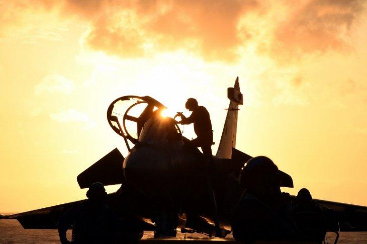 Ataques aéreos contra el Estado Islámico | Anne-Christine Poujoulat | AFP