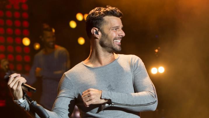 Ricky Martin   Facebook