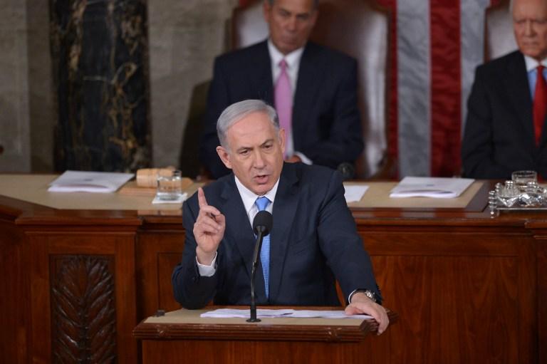 Benjamin Netanyahu   Mandel Ngan   AFP