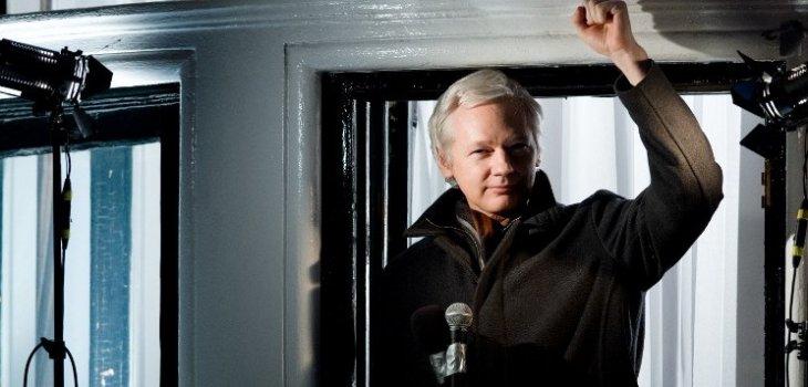 Julian Assange | Leon Neal | AFP