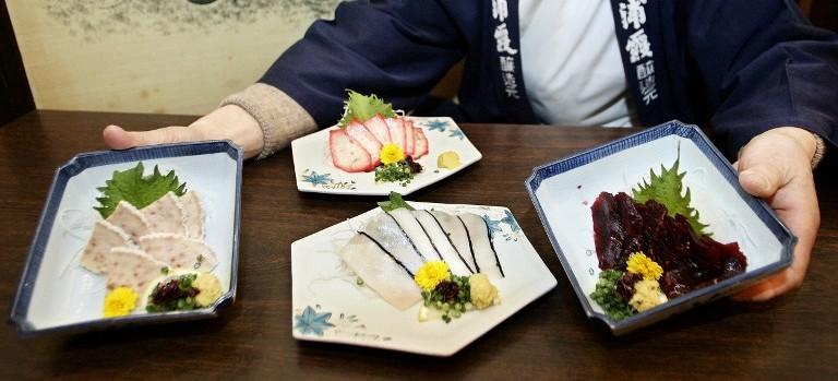 Carne de Ballena | Toru Yamanaka | AFP