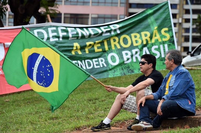 Evaristo Sa | AFP