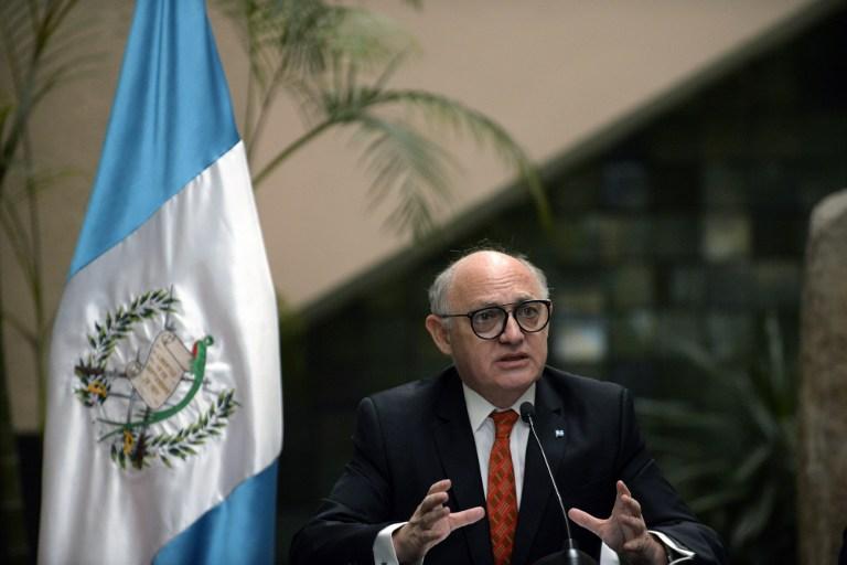 JOHAN ORDONEZ / AFP