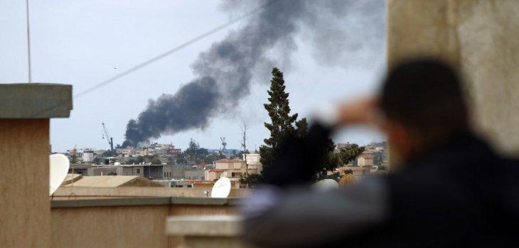 Libia | ARCHIVO | Abdullah Doma | AFP