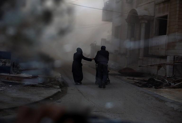 Conflicto en Siria | Abd Doumany | AFP