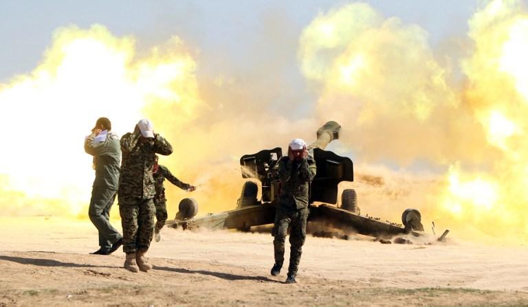 Conflicto en Irak | Ahmad Al-Rubaye | AFP