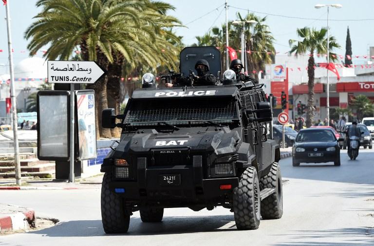 Ataque a museo en Túnez   Fethi Belaid   Agencia AFP