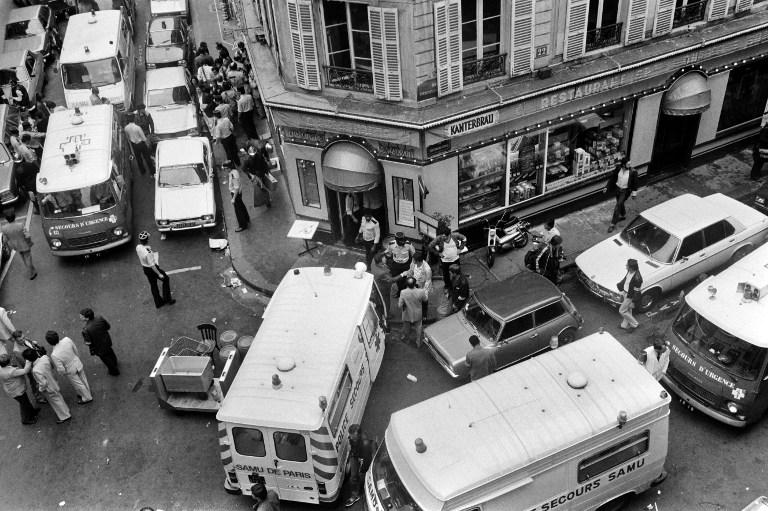 Ataque en París   Jacques Demarthon   AFP