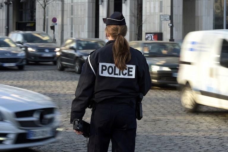 Contaminación en París | Lionel Boneventura | AFP