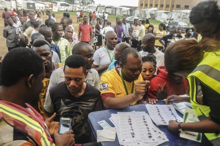 Archivo | Elecciones en Nigeria | STRINGER | AFP