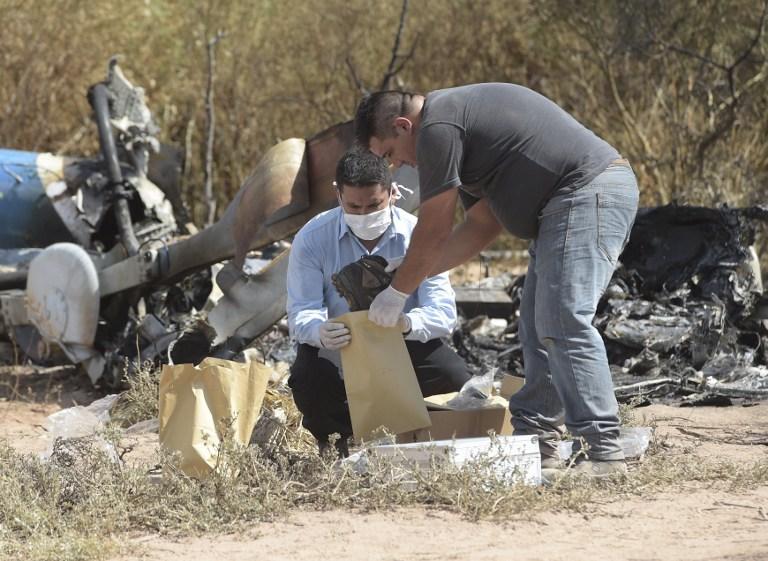 Accidente en Argentina   Juan Mabromata   AFP